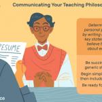 ایجاد یک فلسفه تدریس